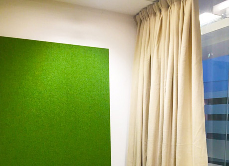 Sound Reducing Curtains